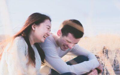 Lachen gegen Stress